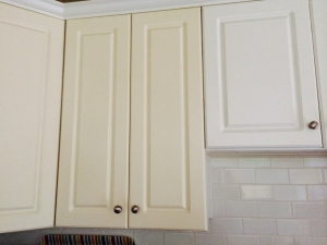 Cabinets in Ridgefield ~ Before