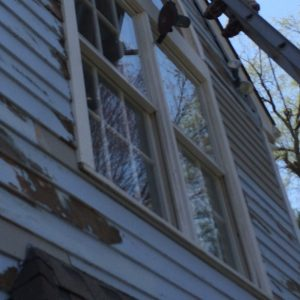 Wood Rot Repair  in Wilton, Ct.